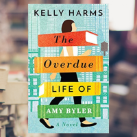 Ready for a fun and an entertaining summer read? Jee reviews The Overdue Life of Amy Byler #TheOverdueLifeOfAmyByler by #KellyHarms @amazonpub #LakeUnionPublishing #summerread