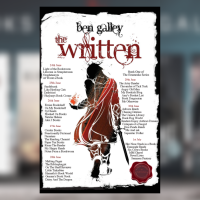 Come One, Come All! Join @The_WriteReads #TheWriteReads gang on the #UltimateBlogTour of #TheWritten, a dark, epic #fantasy by #BenGalley @BenGalley! Jee reviews Chapter 1 of The Written! Be sure to check out the rest of the tours too!