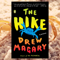 Jee reviews #TheHike by @DrewMagary #PenguinBooks #Fantasy #HumorousFantasy