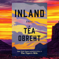Jee reviews #Inland by Téa Obreht @RandomHouse #RandomHouse #NetGalley #eARC #magicalRealism #Western #AmericanWest #fiction @DBookFestival #dbf2019