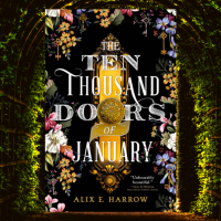 Jee reviews 'The Ten Thousand Doors of January' by Alix E. Harrow #UnpopularOpinion #eARC #NetGalley #RedHook @HachetteUS #HistoricalFantasy #MagicalRealism