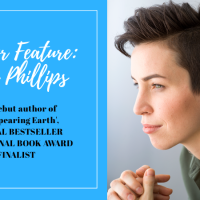 Jee's Author Feature: Interview with National Book Award Finalist, Julia Phillips, on Kamchatka and her inspiration behind 'Disappearing Earth' #NationalBestSeller #NationalBookAwardFinalist #debutAuthor #AuthorInterview @jkbphillips #DisappearingEarth @AAKnopf