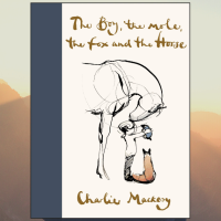 Jee reviews an uplifting, inspiring read for the new year: The Boy, The Mole, The Fox and The Horse by Charlie MacKesy @charliemackesy @HarperOne Happy 2020, everyone!