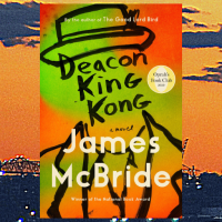 Hilarious, full of heart and unputdownable! Jee reviews 'Deacon King Kong' by James McBride #DeaconKingKong #bookreview @Riverheadbooks #JamesMcBride #OprahsBookClub #fiction #drugwar #race #class