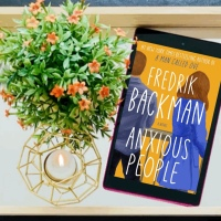 Jee's Book Review: Anxious People by Fredrik Backman @Backmanland @AtriaBooks #bookreview #fiction  #FredrikBackman #AnxiousPeople