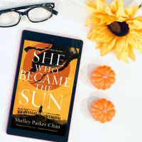 Jee reviews 'She Who Became the Sun' by Shelley Parker-Chan @torbooks #SheWhoBecameTheSun #bookreview #booksbypoc #eARC #NetGalley #debutnovel #fantasy #histfic #fiction #historicalfantasy