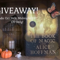 #GIVEAWAY ! 'The Magic Book' by @ahoffmanwriter #TheMagicBook #ThePracticalMagicfinale #historicalfantasy @simonschuster